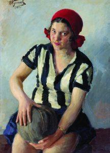 Kulikov, Sportswoman